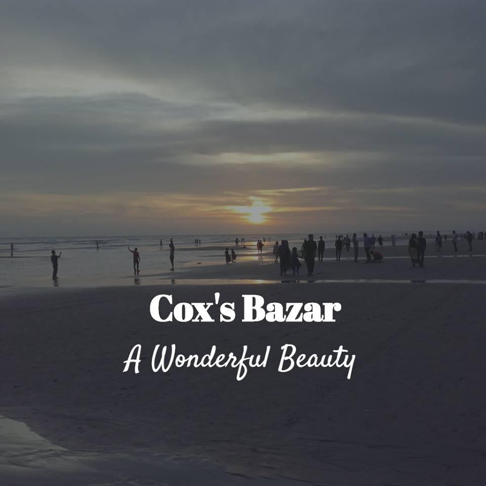 Cox Bazar Beach