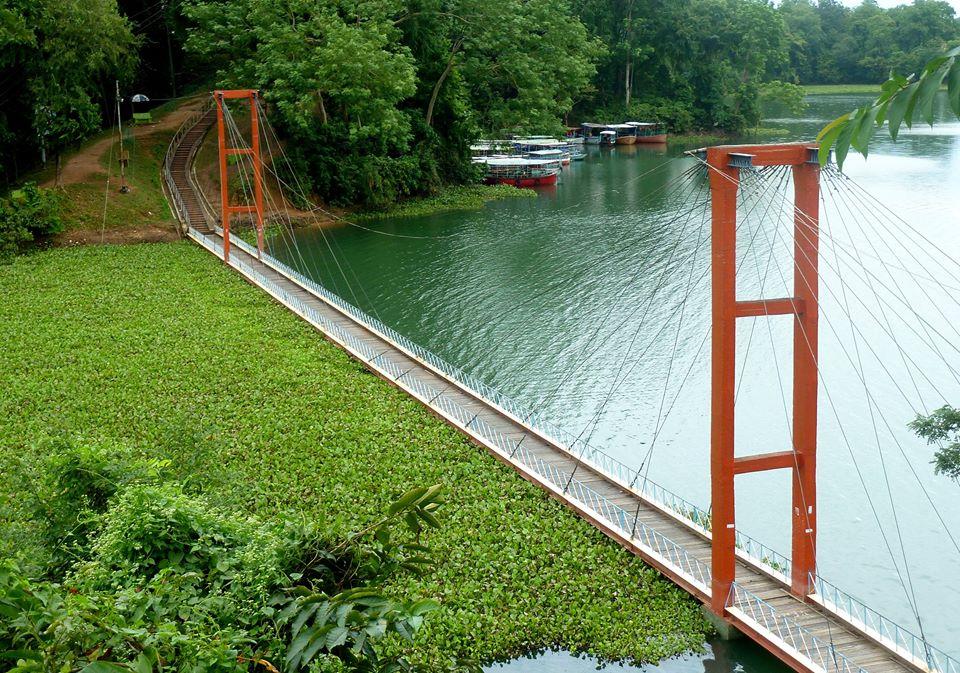 Rangamati Hanging Bridge