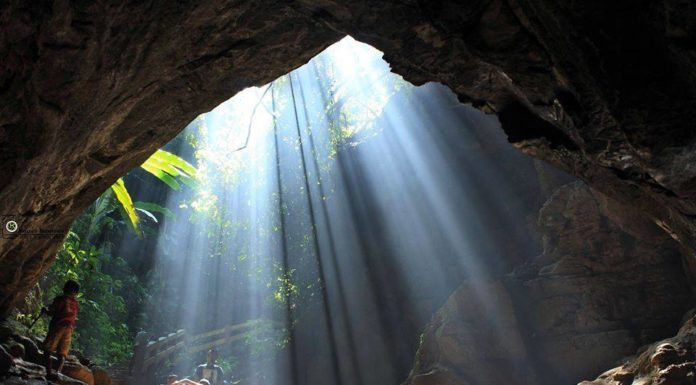 Alutila Cave Khagrachari