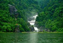 Pangthumai Waterfall Sylhet