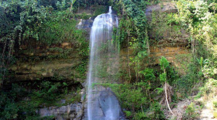 Rijuk Waterfall, Bandarban