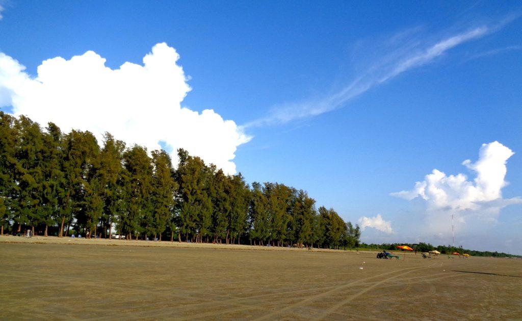 Parki Sea Beach Chittagong
