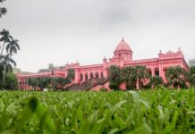 Explore Ahsan Manzil, Dhaka