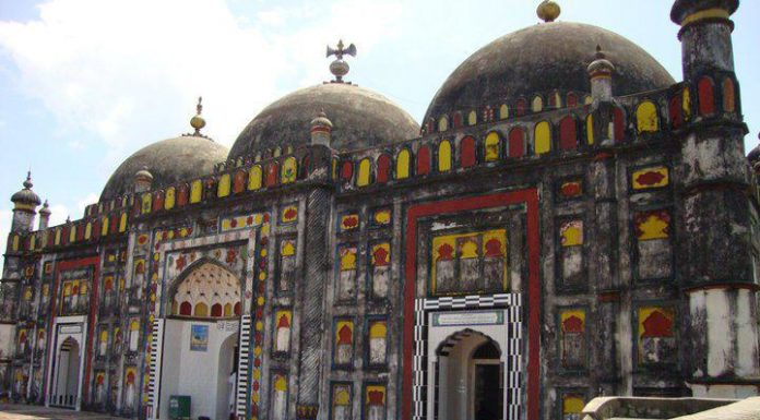 Gayebi Masjid