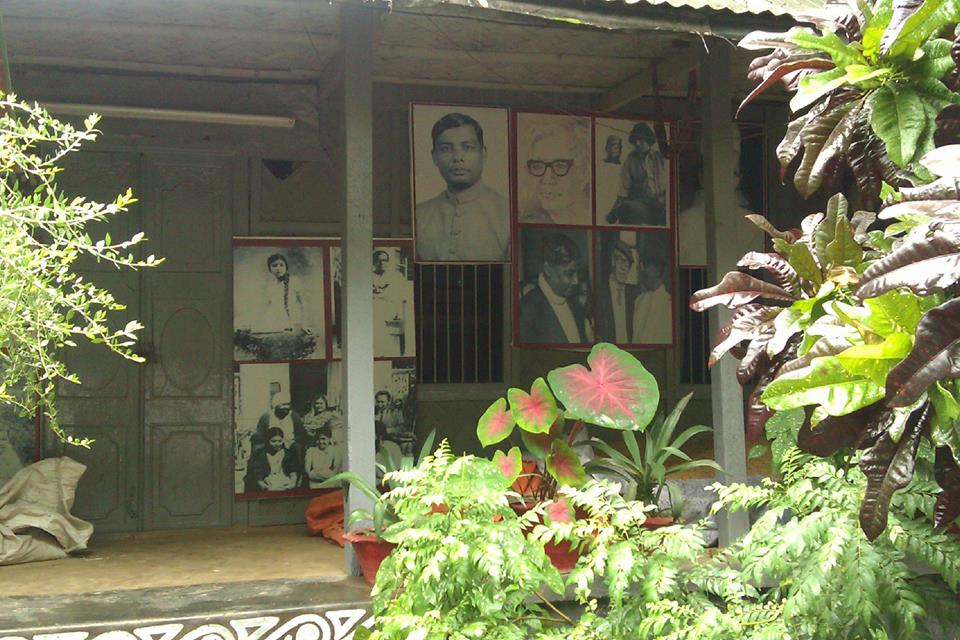 House of poet Jasimuddin