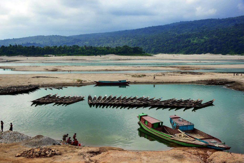 Jaflong Sylhet