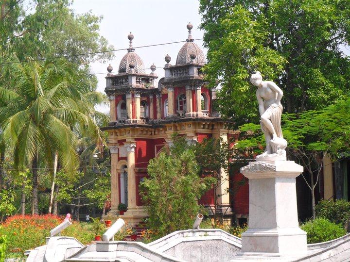 Muktagacha Zamindar Bari Mymensingh