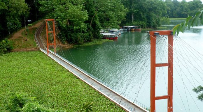 Rangamati Hanging Bridge