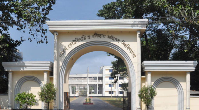Chittagong Veterinary and Animal Sciences